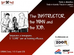 The Instructor, the Man and the Job - Imparare a insegnare