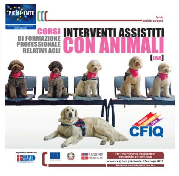 INTERVENTI ASSISTITI CON ANIMALI