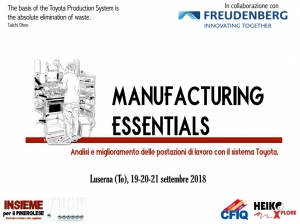 MANUFACTURING ESSENTIALS